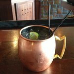 Moscow Mule at Bacchus Pub