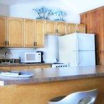 Cottage 3 kitchen.