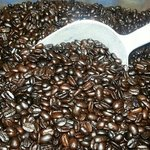 Fresh coffee beans roasted in house @ Taste the World Specialty Foods and Coffee