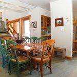 La Casa Dining Area & Wet Bar