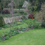 Garden View from Peony Room