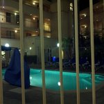 Pool from room 111