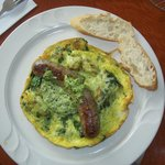 Green eggs and lamb