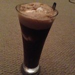 Coke Float Made With Cullens Finest Vanilla Ice Cream :P
