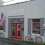Wright Brother's Emporium for Gemstone Panning & Antiques