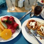 Breakfast Buffet at Hale Koa's Koko Cafe