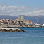 Antibes bei Tag