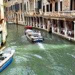 Beautiful canals of Venice.