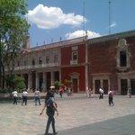 Centro Histórico de Agiascalientes
