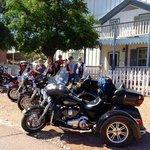 biker friendly!