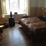 Hotel Saxildhus Bedroom