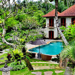 Photo de Hotel Villa-Ubud