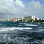 View of the Condado