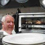 El Chef Gerard en la cocina