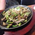 Beef Fajita's