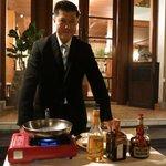 Assistant Restaurant Manager (Khun Lek)