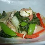 Snapper and Prawns