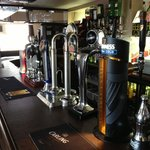 Archer Pub Bar Area