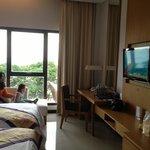 Deluxe Twin Seaview Room - Beach Wing