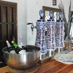 Nuestros preciosos grifod de Estrella Galicia
