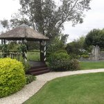 wedding gazebo outdoors