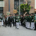 Schützenfest in Boppard- The Parade