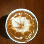 Kenzie's latte Art