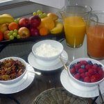 Breakfast starters