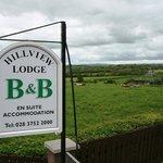 Hillview Lodge entrance