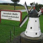 Granitvaerkstedet Aarsdale Molle