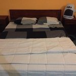 soft comfortable queen size bed
