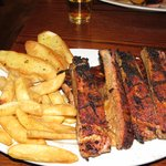 The ribs!
