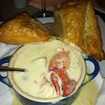 Lobster Pot Pie - delish!