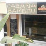 Foto de Cabaña Bambou