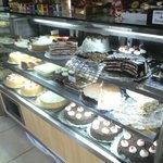 grande variedade de tortas