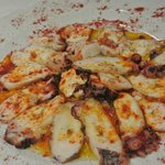 Most tender grilled octopus