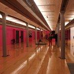 The interior galleries