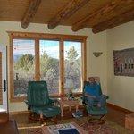 Sunset Casita Living Room
