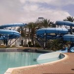 Toboganes piscina