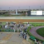 Finish line @ Riyadh Race course