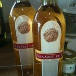 Specialty oils: Coconut, Sesame, Olive