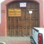 Entrada a Dña Chayito