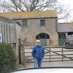 Houghton North Farm Entrance