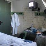 room with shared bathroom, 1 star