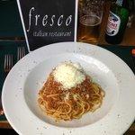 Pasta al Ragu - Marco's family recipe of Spaghetti Bolognese