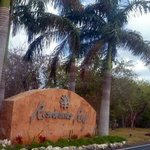 Residencias Reef is in a great location