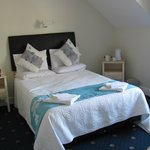 Double bed, Room 17