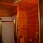 Bathroom...so cool.