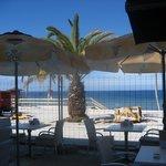 Beach Bar Puerto Naos Foto