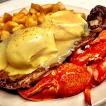 Surf and Turf Benedict